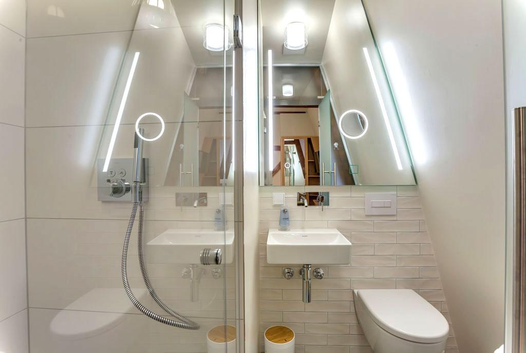 Badezimmer Beispiel Hotel