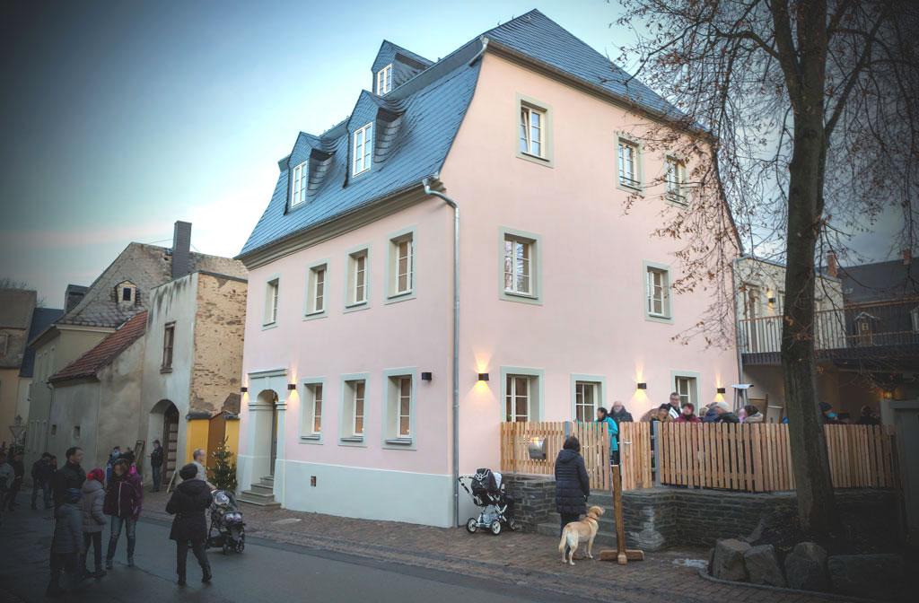 Hotel Grüner Zweig in Schlettau