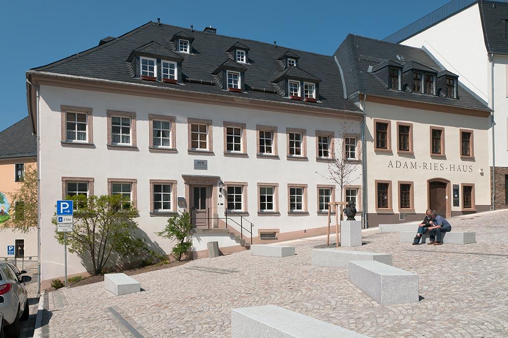 Adam Ries Haus in Annaberg-Buchholz