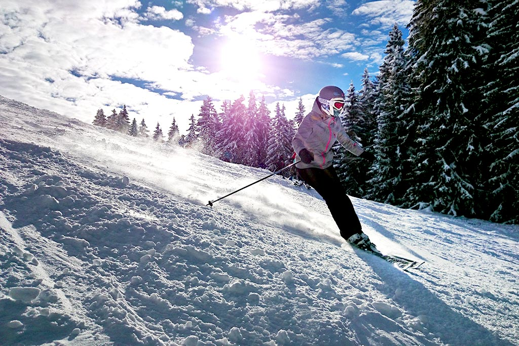 Wintersport in Oberwiesenthal